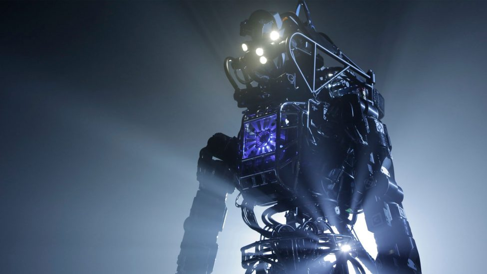 """Atlas: Die Zukunft spricht """"Roboter""""!"""
