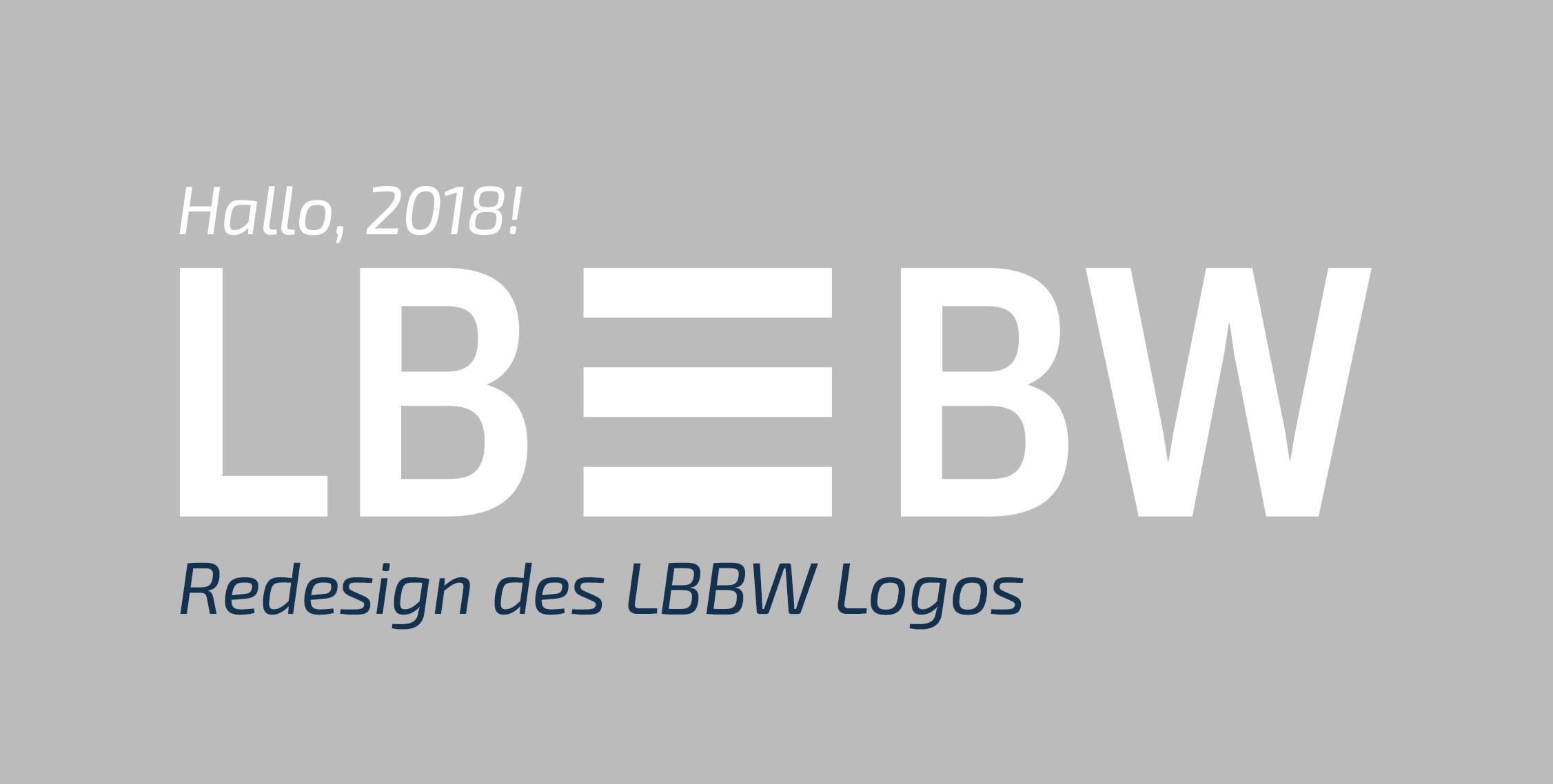 LBBW im neuen Look