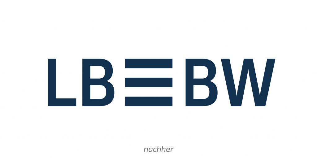 Neues LBBW Logo 2018